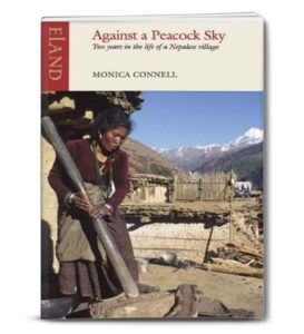Against a Peacock Sky | Monica Connell